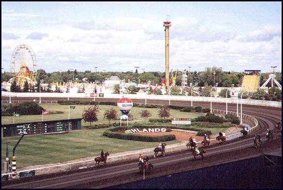 Edmonton Northlands Racing